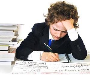 اختلال در ریاضیات