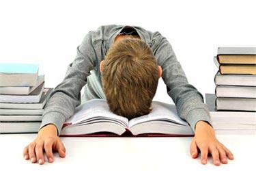 اختلال در خواندن
